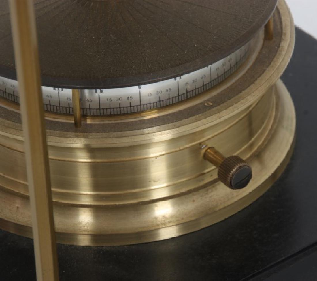 Annular Dial Terrestrial Globe World Clock - 10