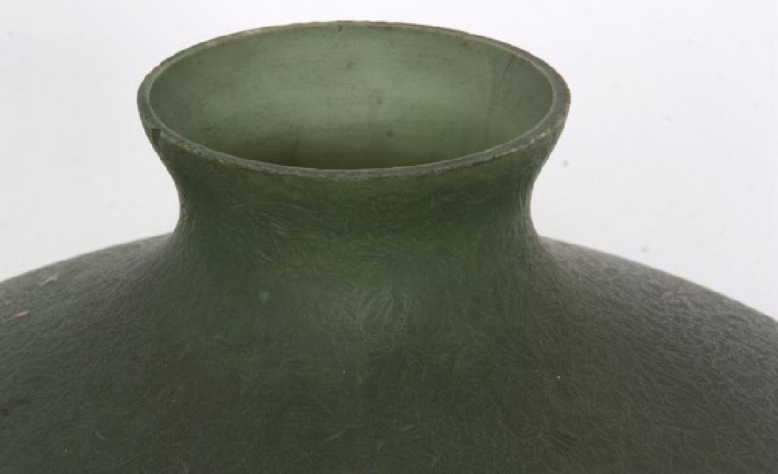 Pr. Handel 10 in. Green Mosserine Shades - 3