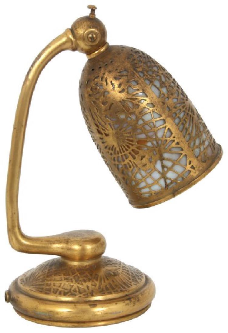 Tiffany Studios No. 552 Pine Needle Desk Lamp