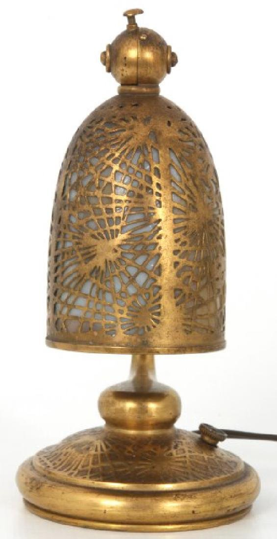 Tiffany Studios No. 552 Pine Needle Desk Lamp - 7
