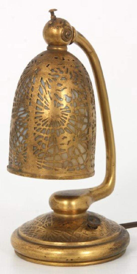 Tiffany Studios No. 552 Pine Needle Desk Lamp - 8