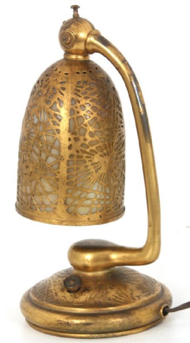 Tiffany Studios No. 552 Pine Needle Desk Lamp - 9