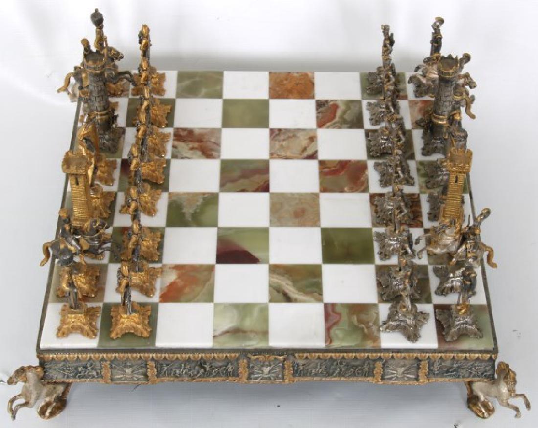 Giuseppe Vasari Napoleonic Chess Set - 4