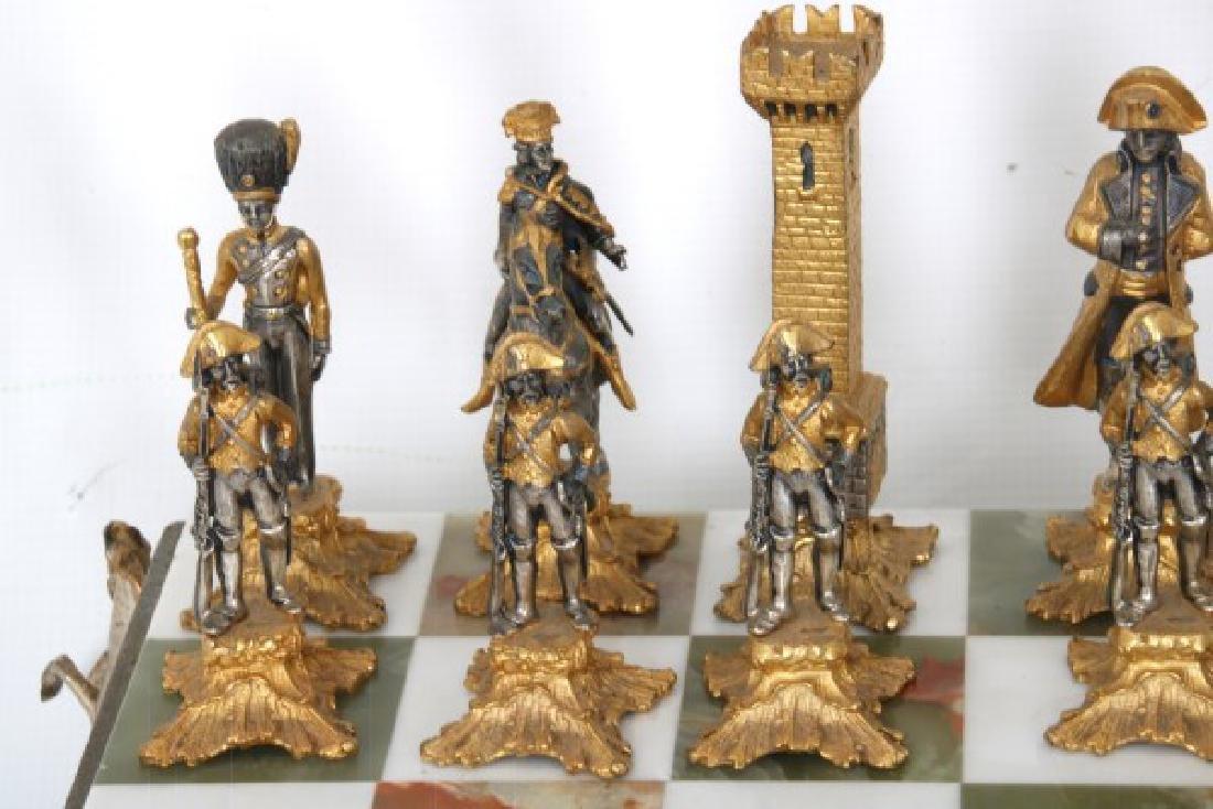 Giuseppe Vasari Napoleonic Chess Set - 5