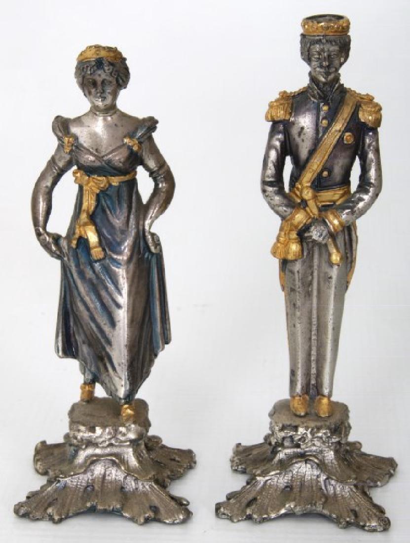Giuseppe Vasari Napoleonic Chess Set - 8
