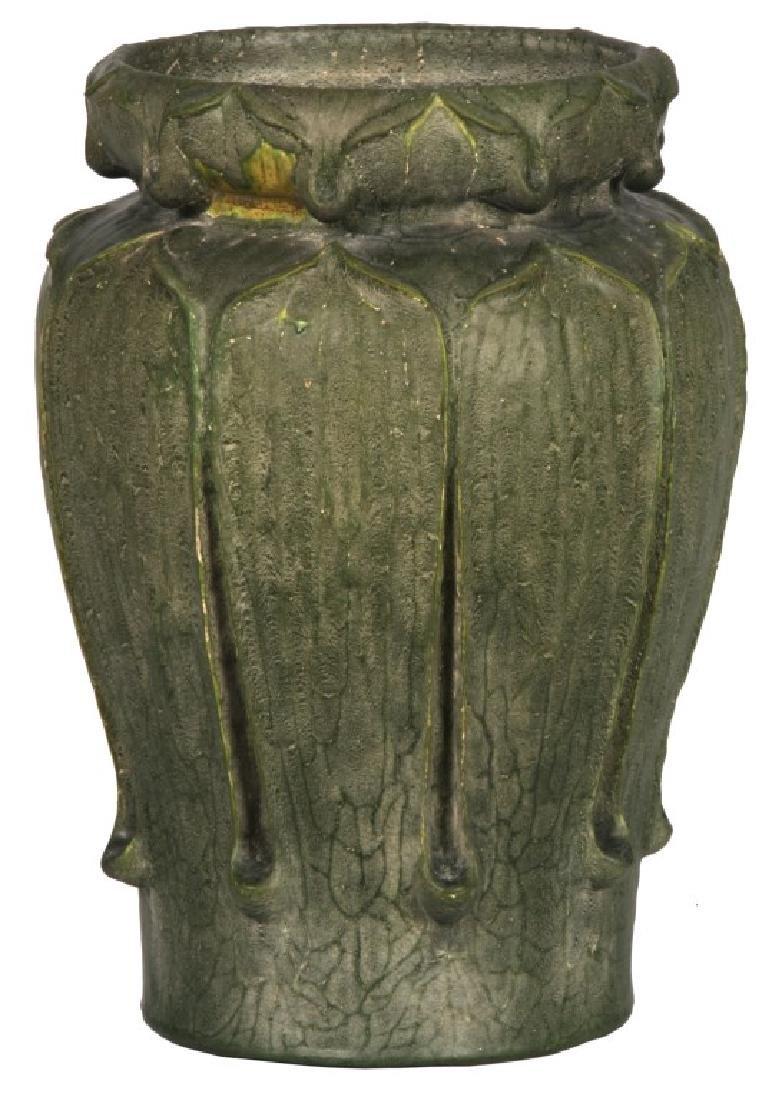 Rare Grueby George Kendrick Designed Vase