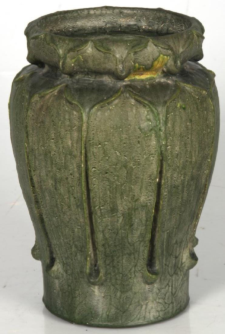 Rare Grueby George Kendrick Designed Vase - 2