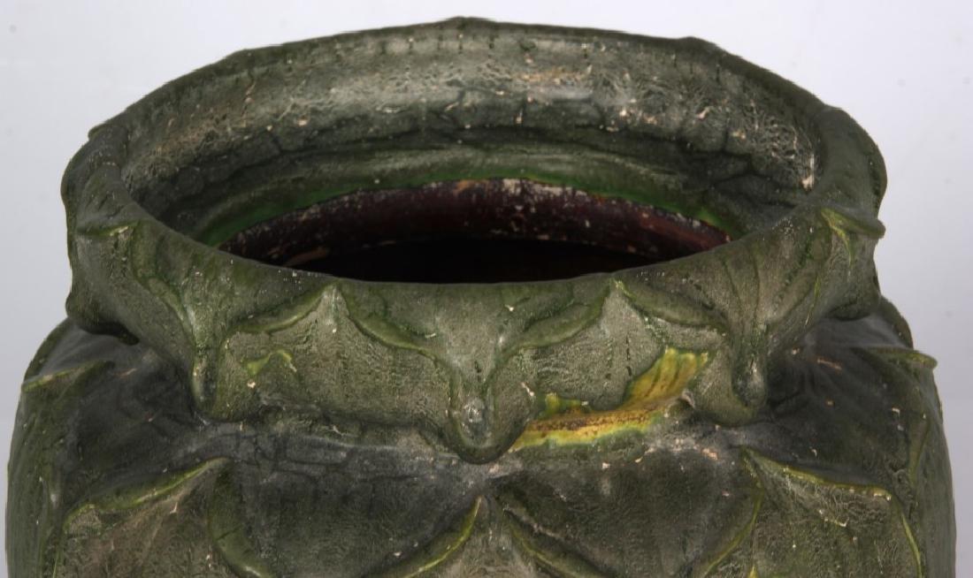 Rare Grueby George Kendrick Designed Vase - 3