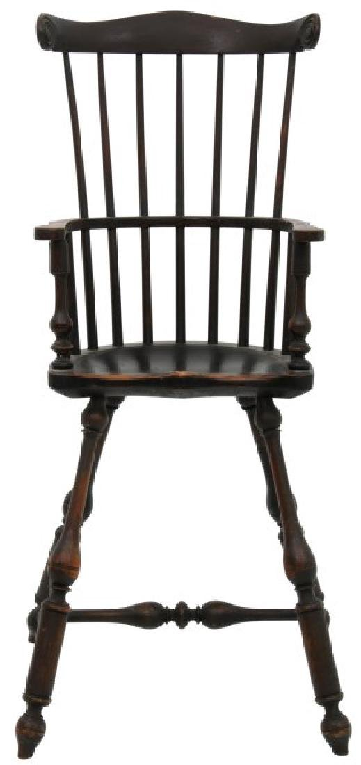 Wallace Nutting Windsor High Chair