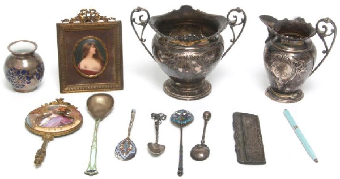 12 Pc. Lot of Assorted Small Items