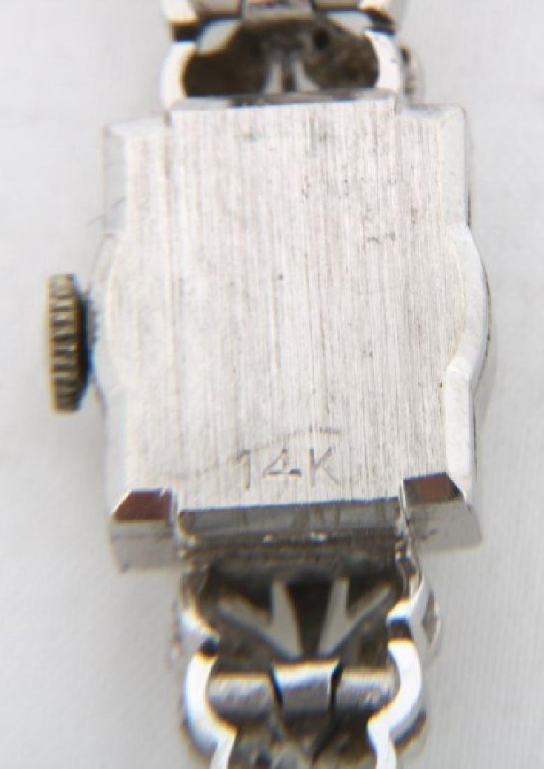 14 Pcs. Estate 14K Gold Jewelry - 6