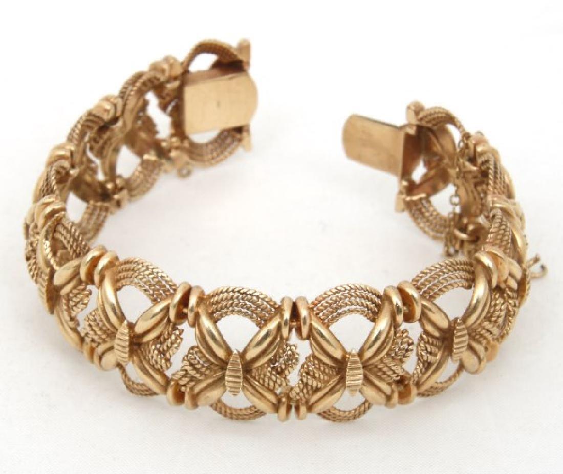 6 Pcs. 14K Gold Estate Jewelry - 2