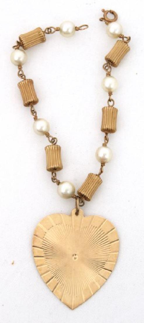 6 Pcs. 14K Gold Estate Jewelry - 6