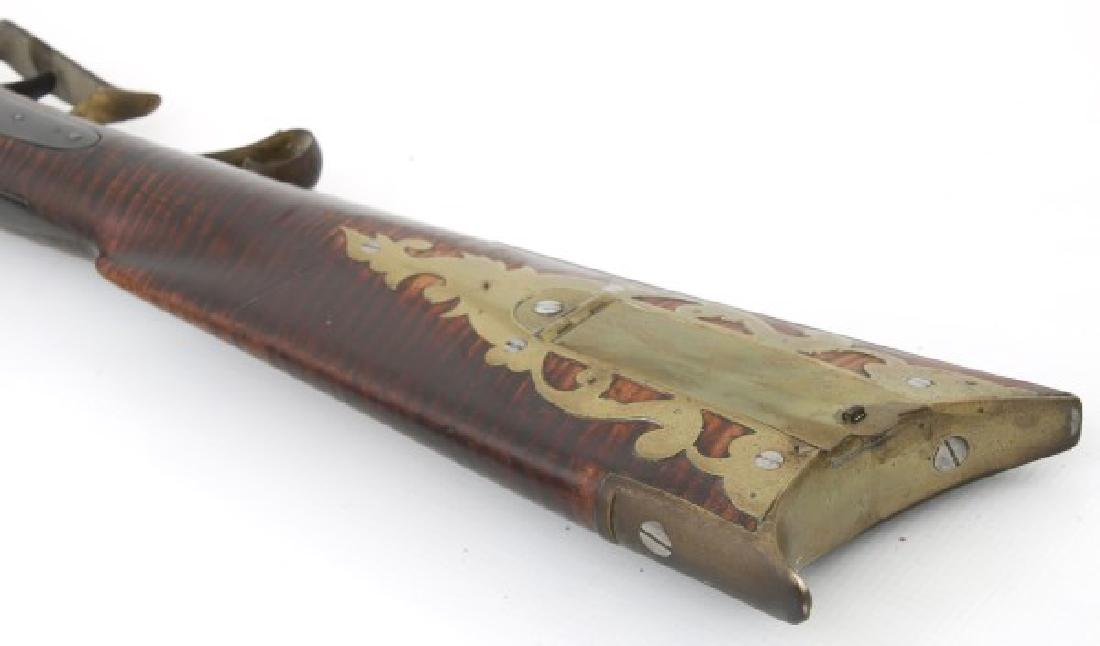 Over & Under Rotating Barrel Percussion Rifle - 6
