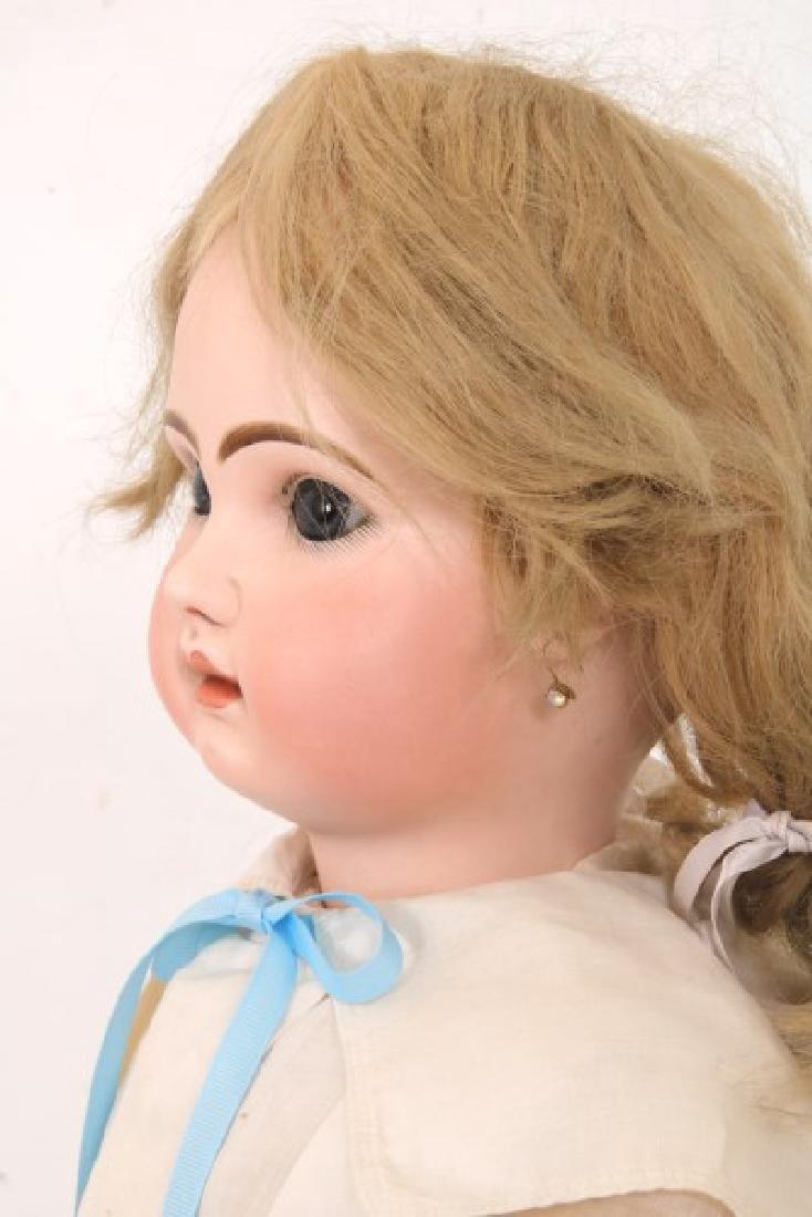 Large Tete Jumeau Bisque Head Doll - 7