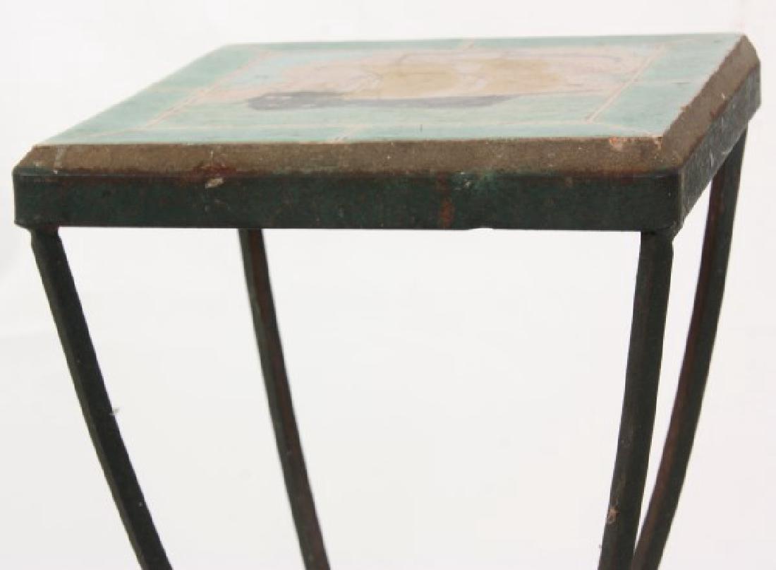 Attr. D&M Tile Table - 4