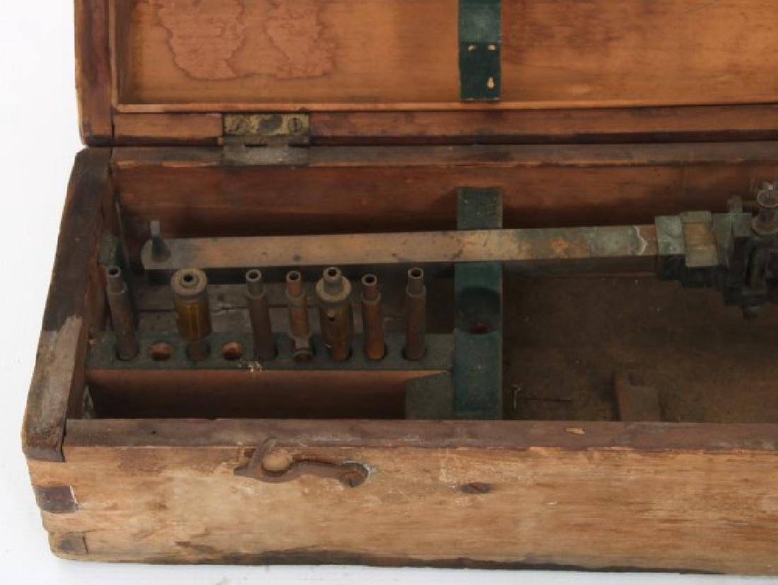 Dennert & Pape Large Scale Brass Planimeter - 10