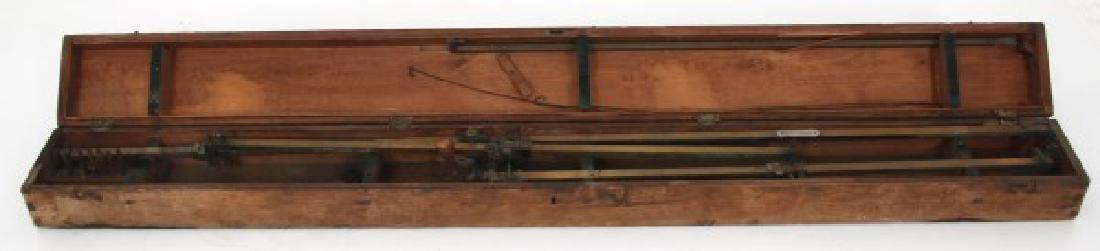 Dennert & Pape Large Scale Brass Planimeter - 7