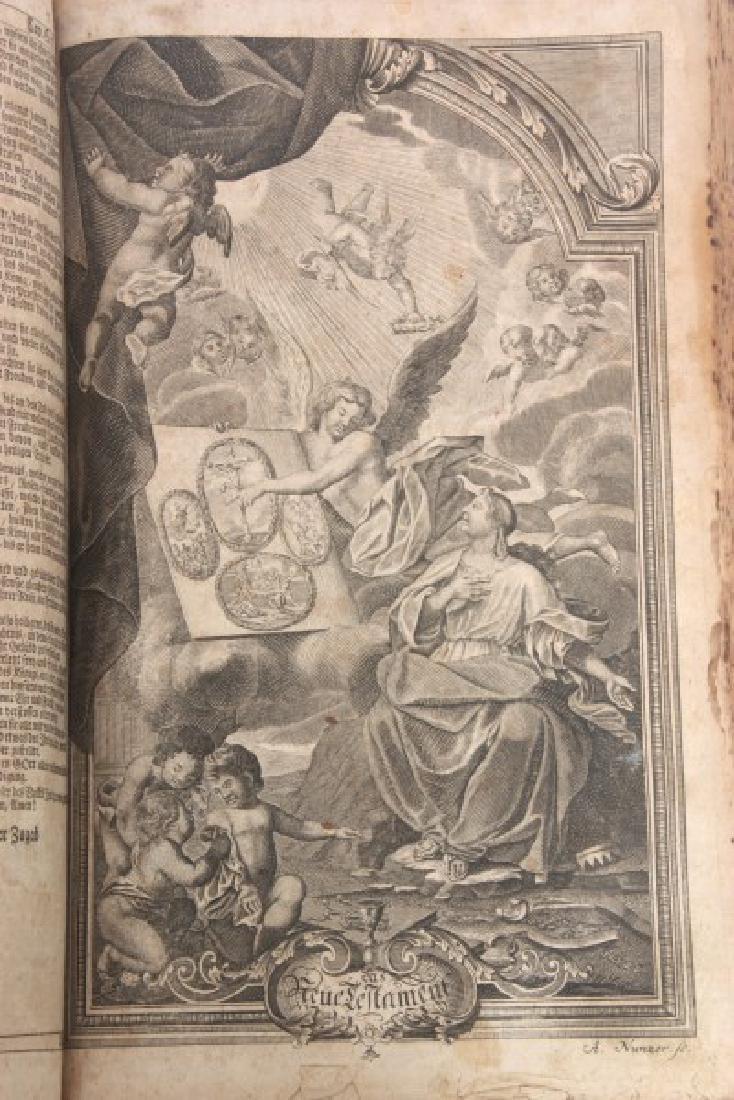 Early German Lutheran Bible - 10