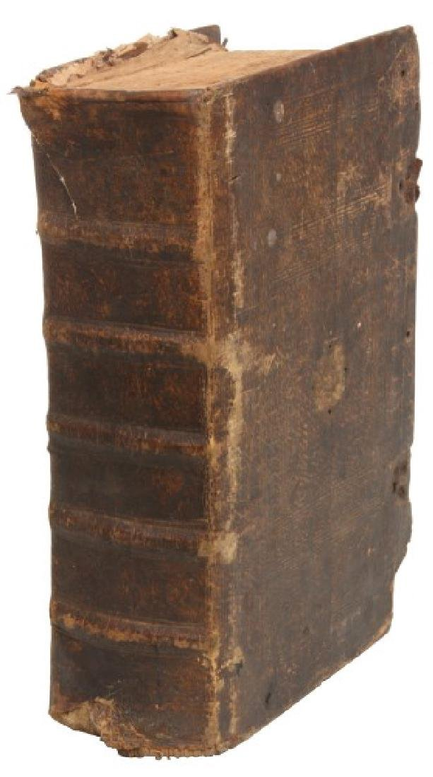 Early German Lutheran Bible
