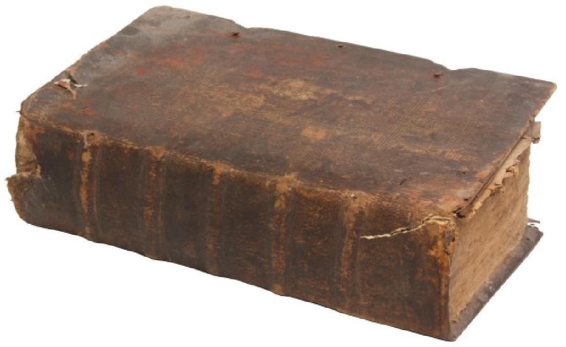 Early German Lutheran Bible - 2