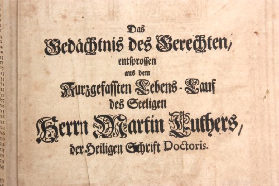 Early German Lutheran Bible - 4