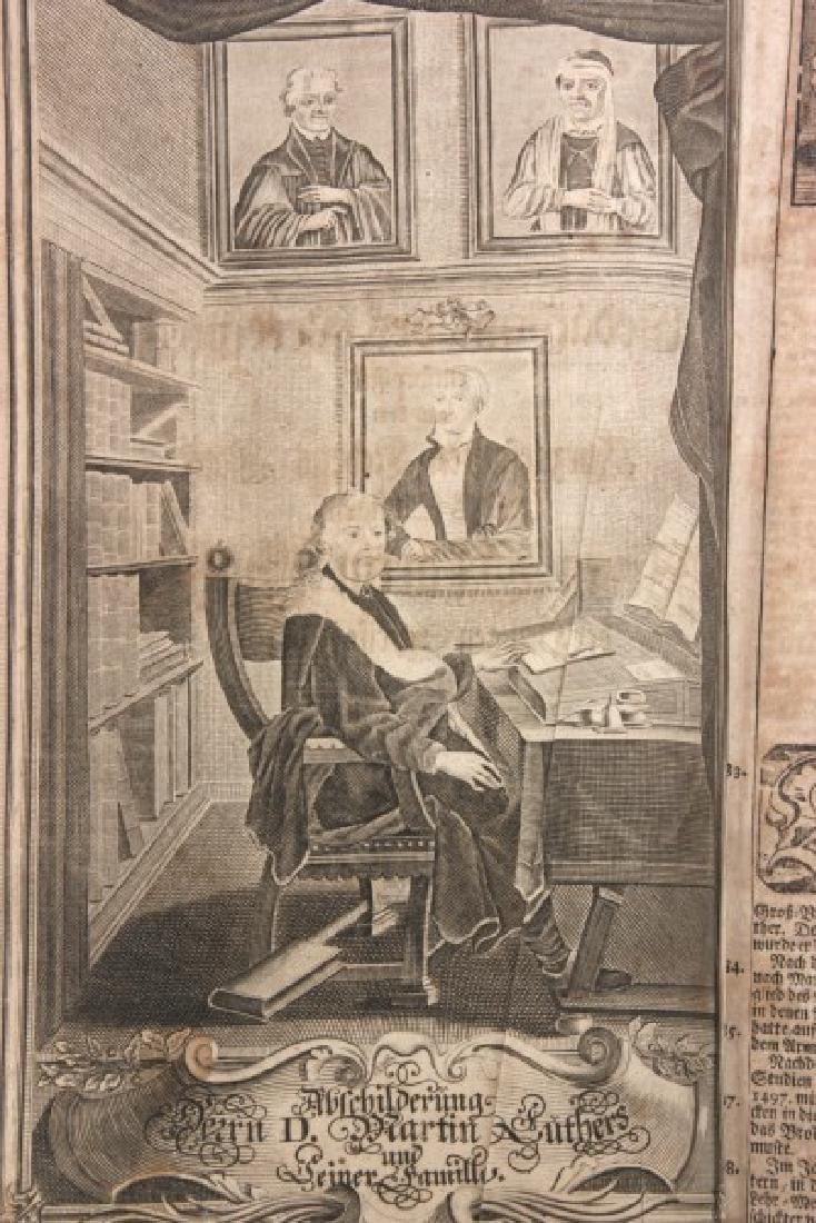 Early German Lutheran Bible - 6