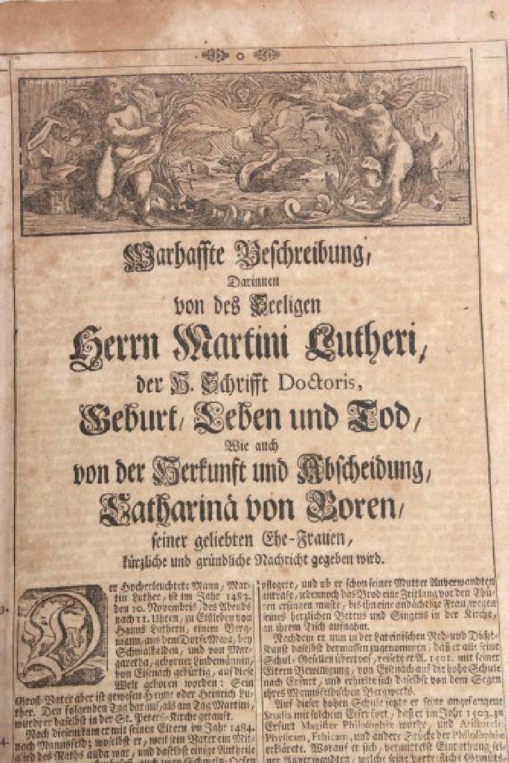Early German Lutheran Bible - 7