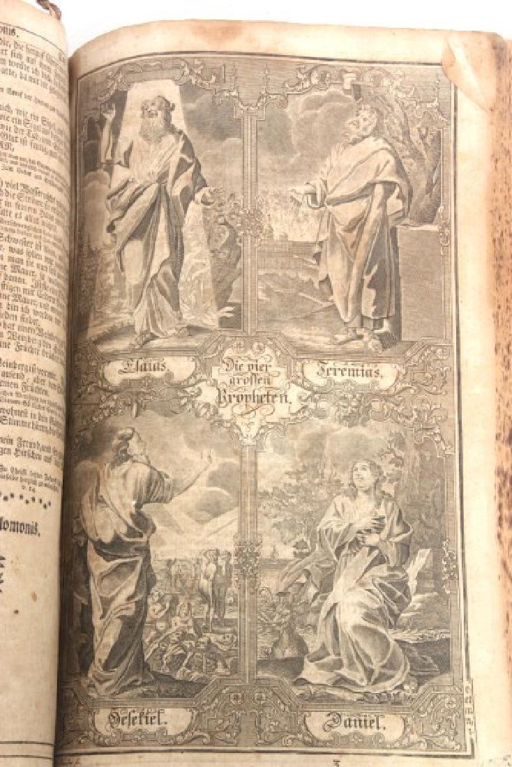 Early German Lutheran Bible - 8