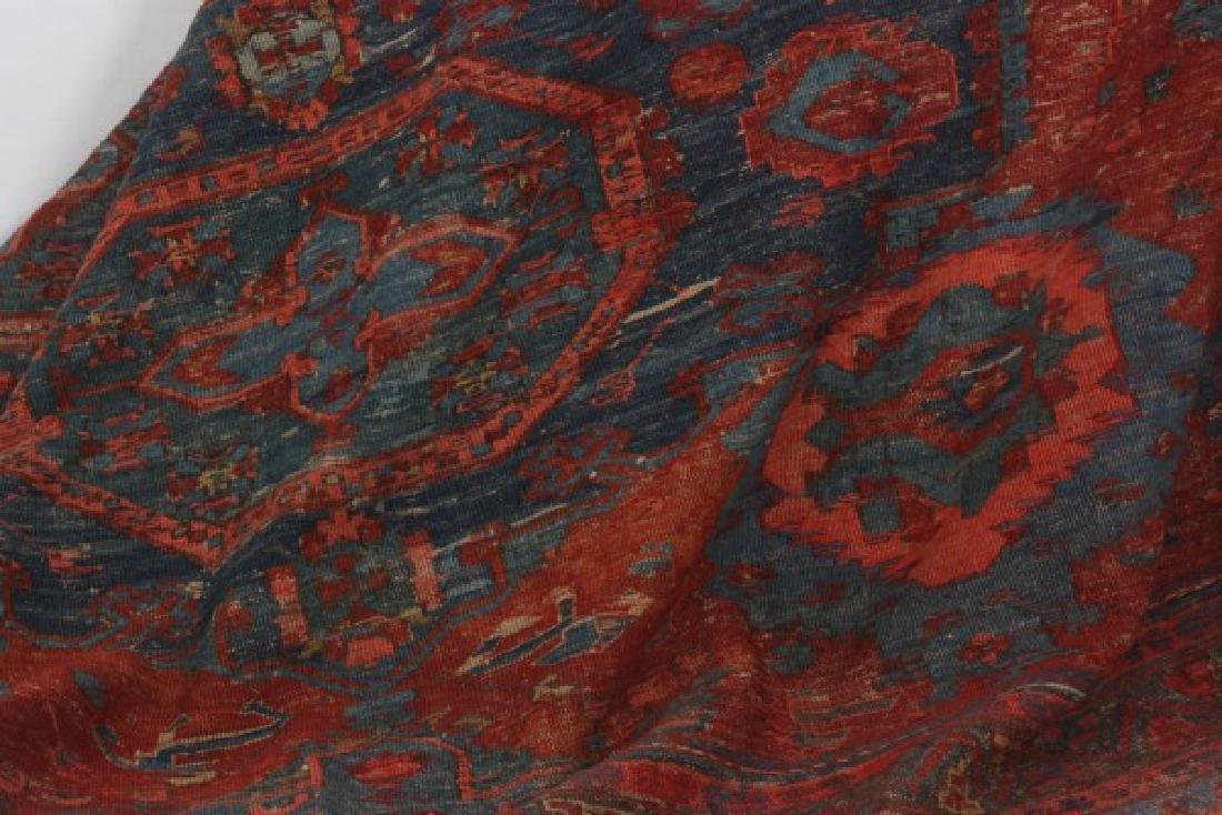 Antique Hand Woven Oriental Rug - 10
