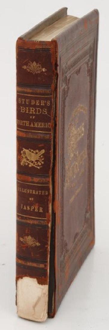 Jacob Studer - Birds Of North America Book - 2