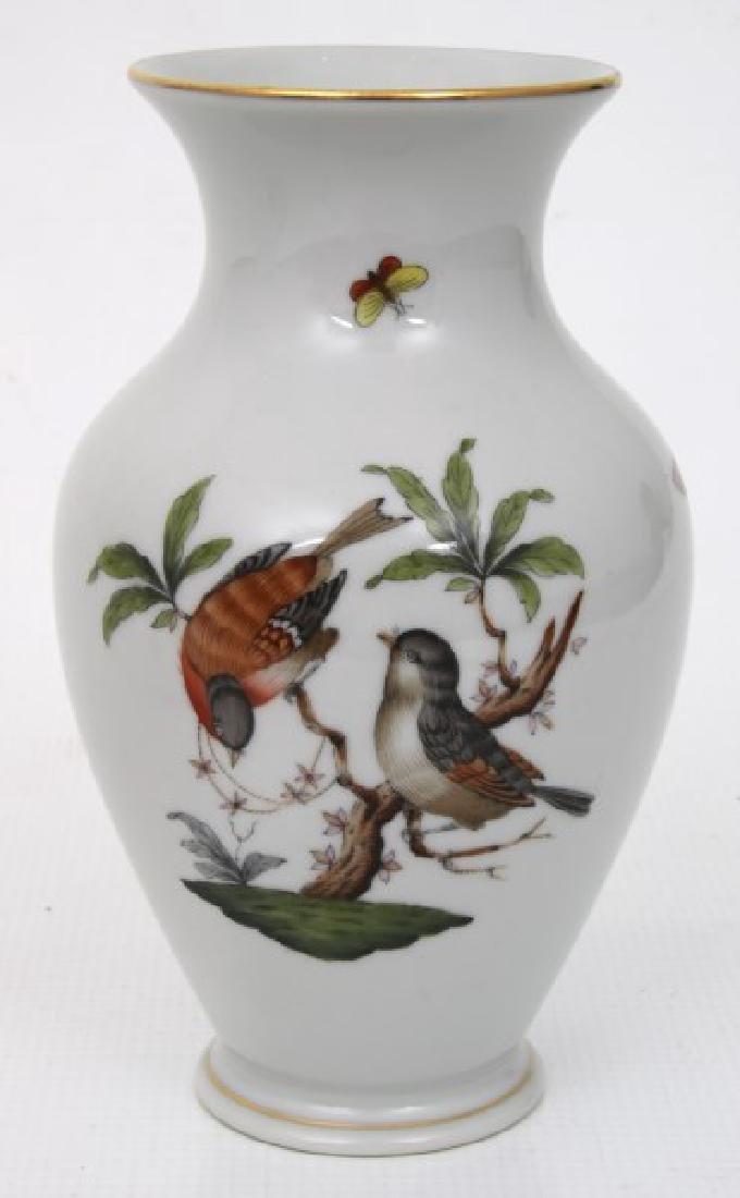 11 Pcs. Assorted Herend Porcelain - 4