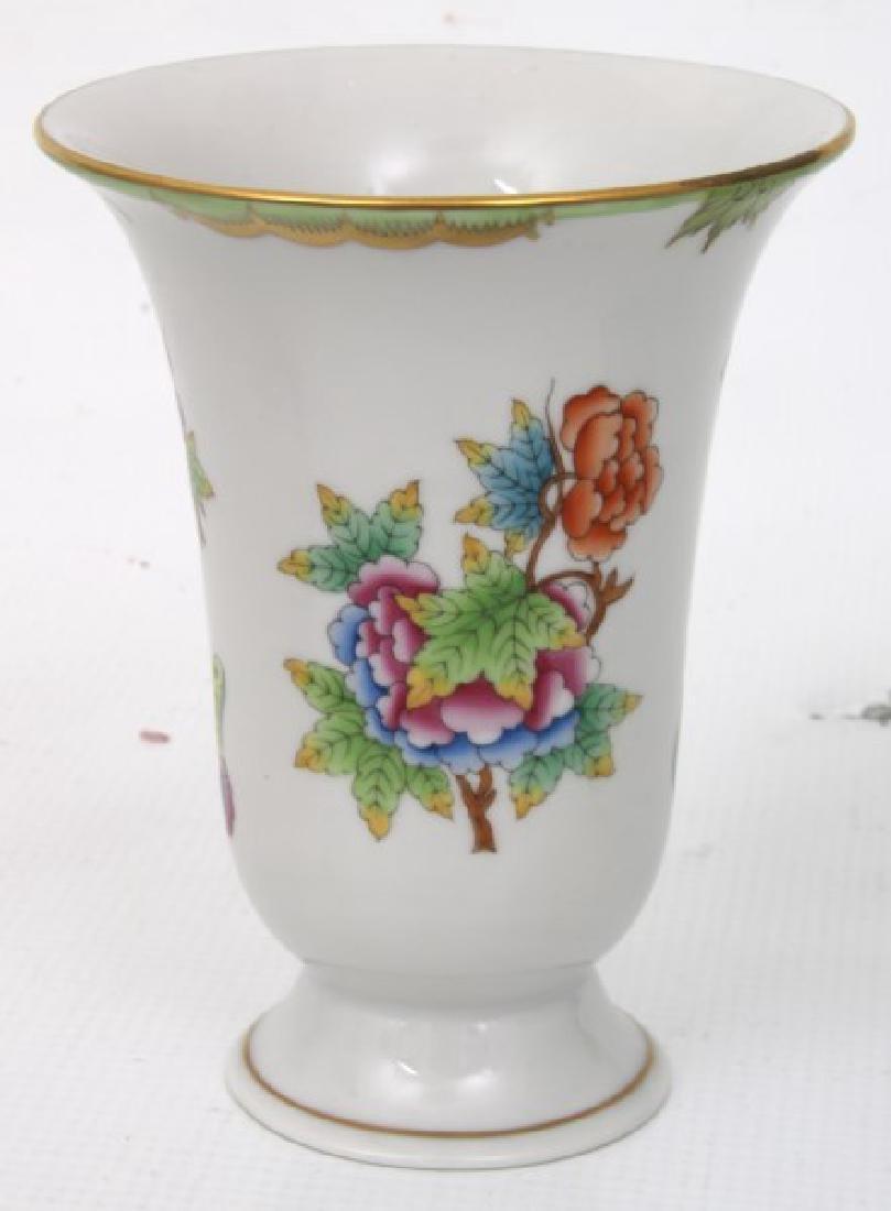 11 Pcs. Assorted Herend Porcelain - 5