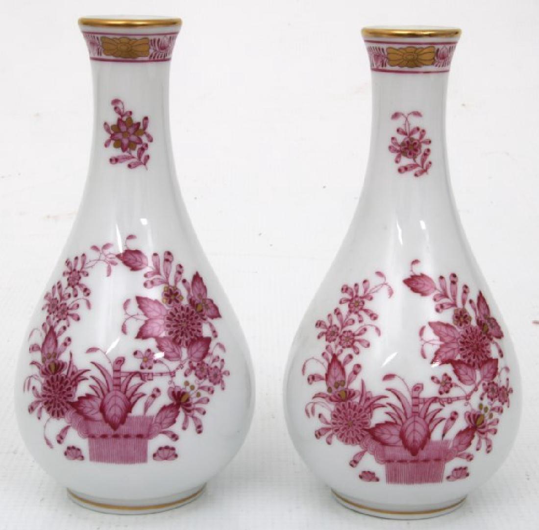 11 Pcs. Assorted Herend Porcelain - 6