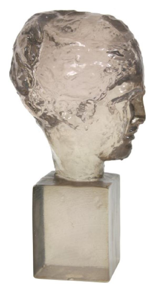 Dorothy Thorpe Resin Maiden's Head Sculpture