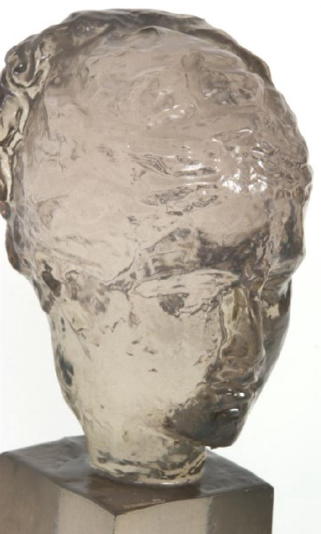 Dorothy Thorpe Resin Maiden's Head Sculpture - 6