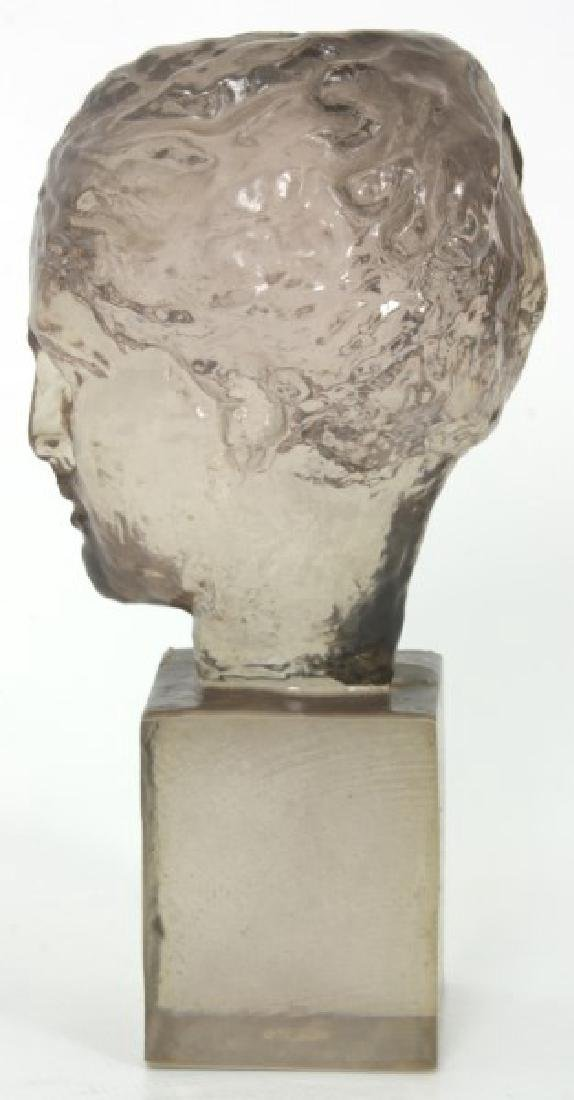 Dorothy Thorpe Resin Maiden's Head Sculpture - 8