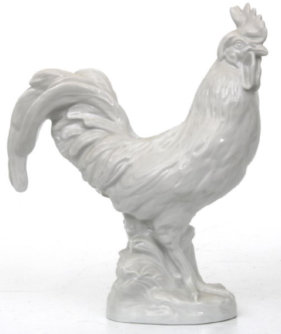 2 Pcs. Herend & Zsolnay Porcelain Figures - 2