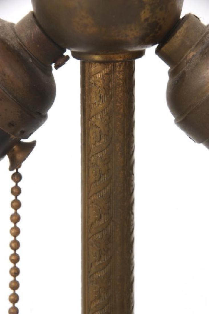 Muncie Pottery Lamp Base - 4