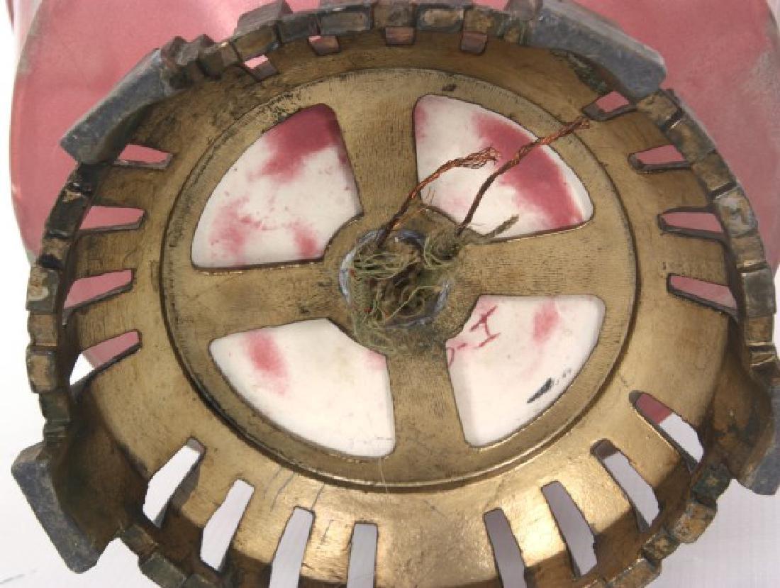 Muncie Pottery Lamp Base - 8