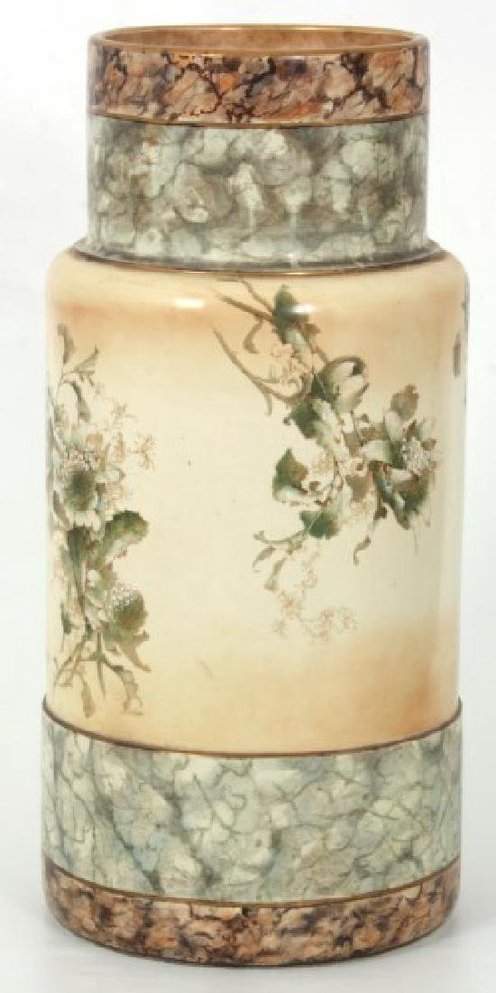 Doulton Burslem Porcelain Umbrella Stand - 5