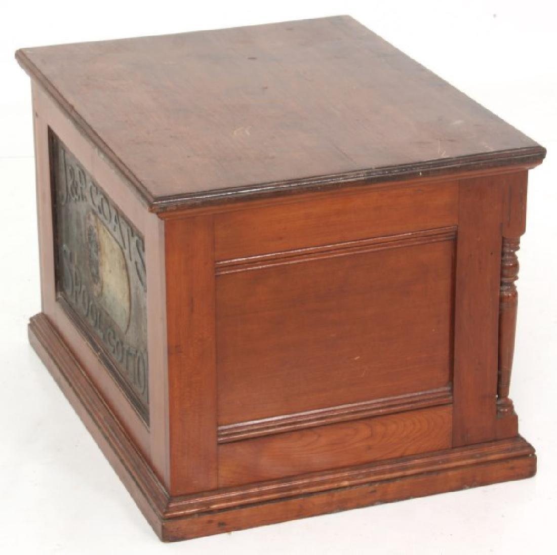J&P Coats 4 Drawer Spool Cabinet - 10