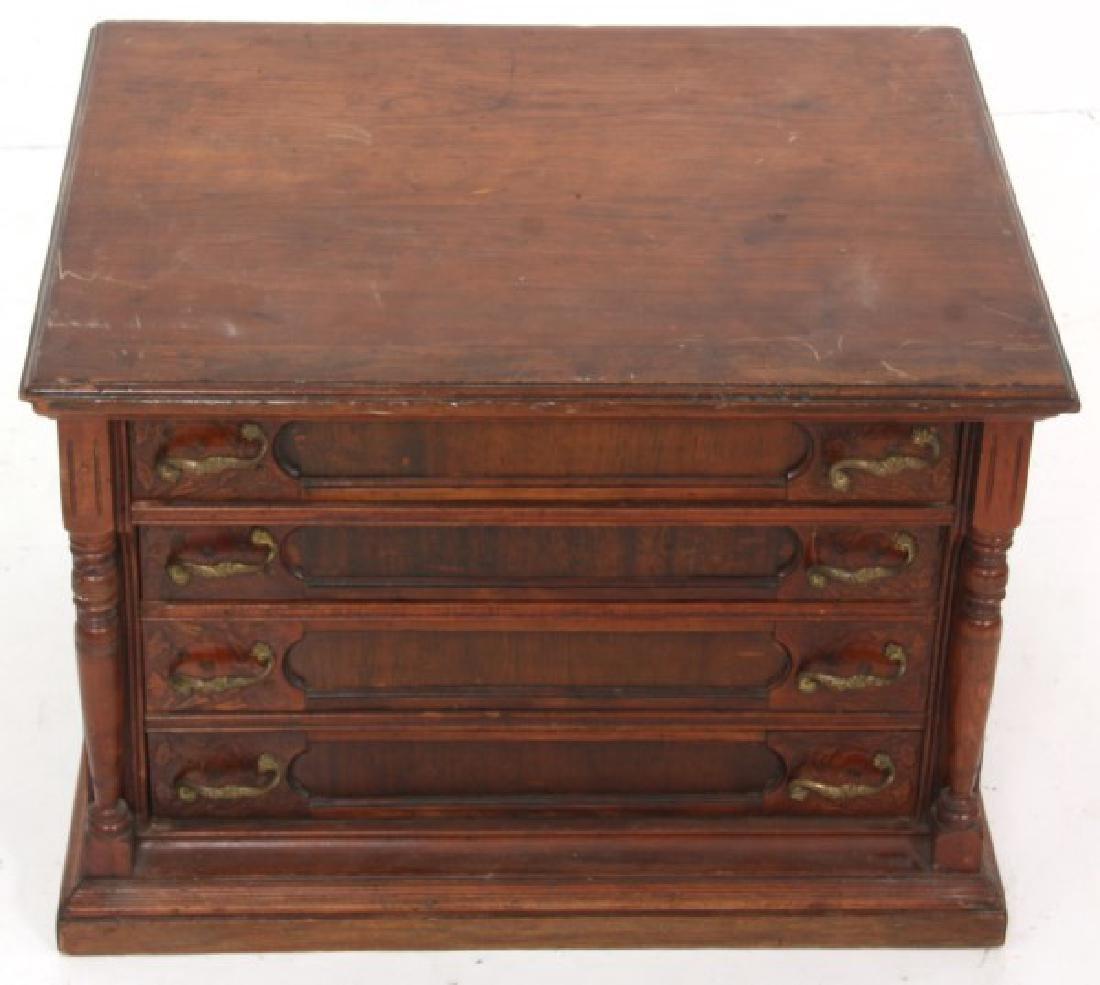 J&P Coats 4 Drawer Spool Cabinet - 5