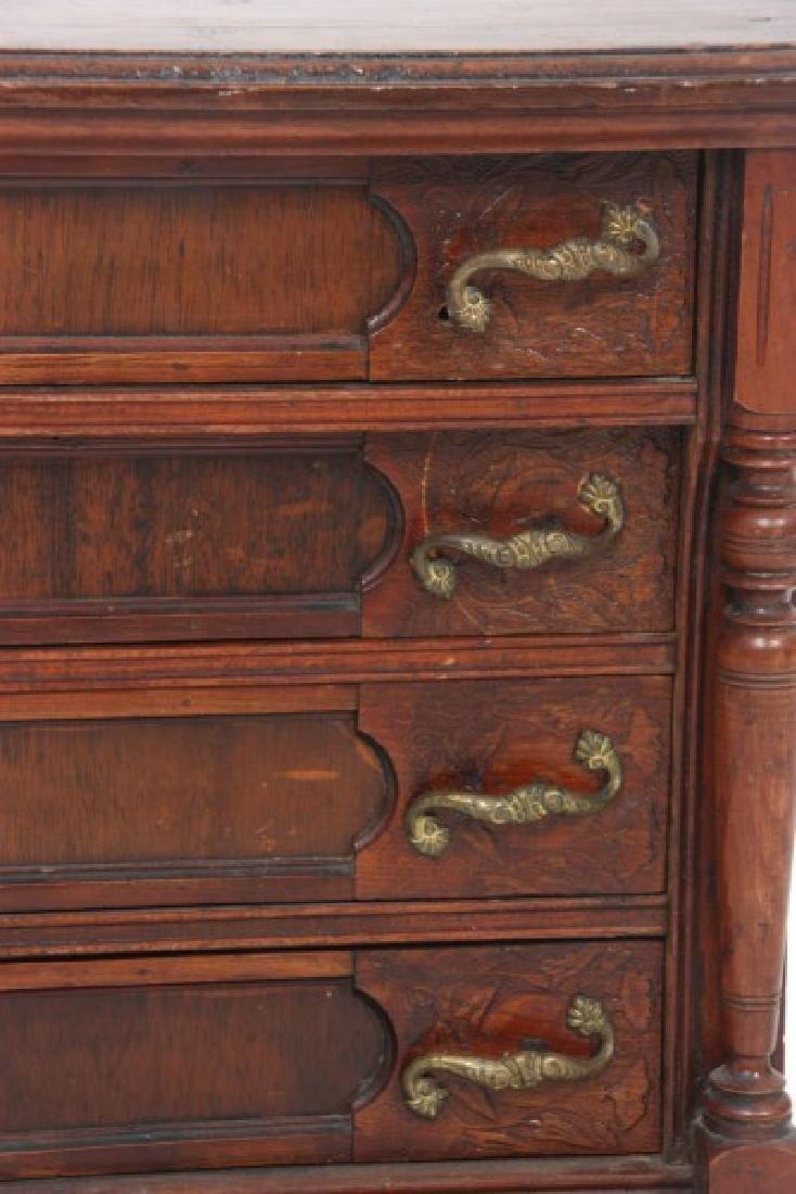 J&P Coats 4 Drawer Spool Cabinet - 6