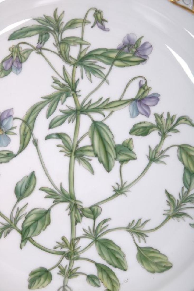 2 Pcs. Royal Copenhagen Flora Danica - 8