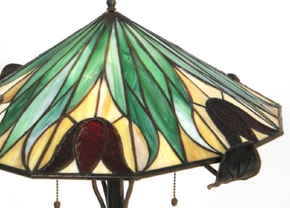 16 in. Bradley & Hubbard Table Lamp - 3