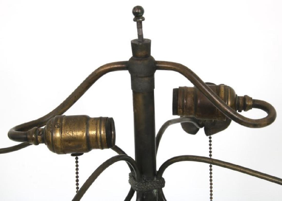 16 in. Bradley & Hubbard Table Lamp - 6