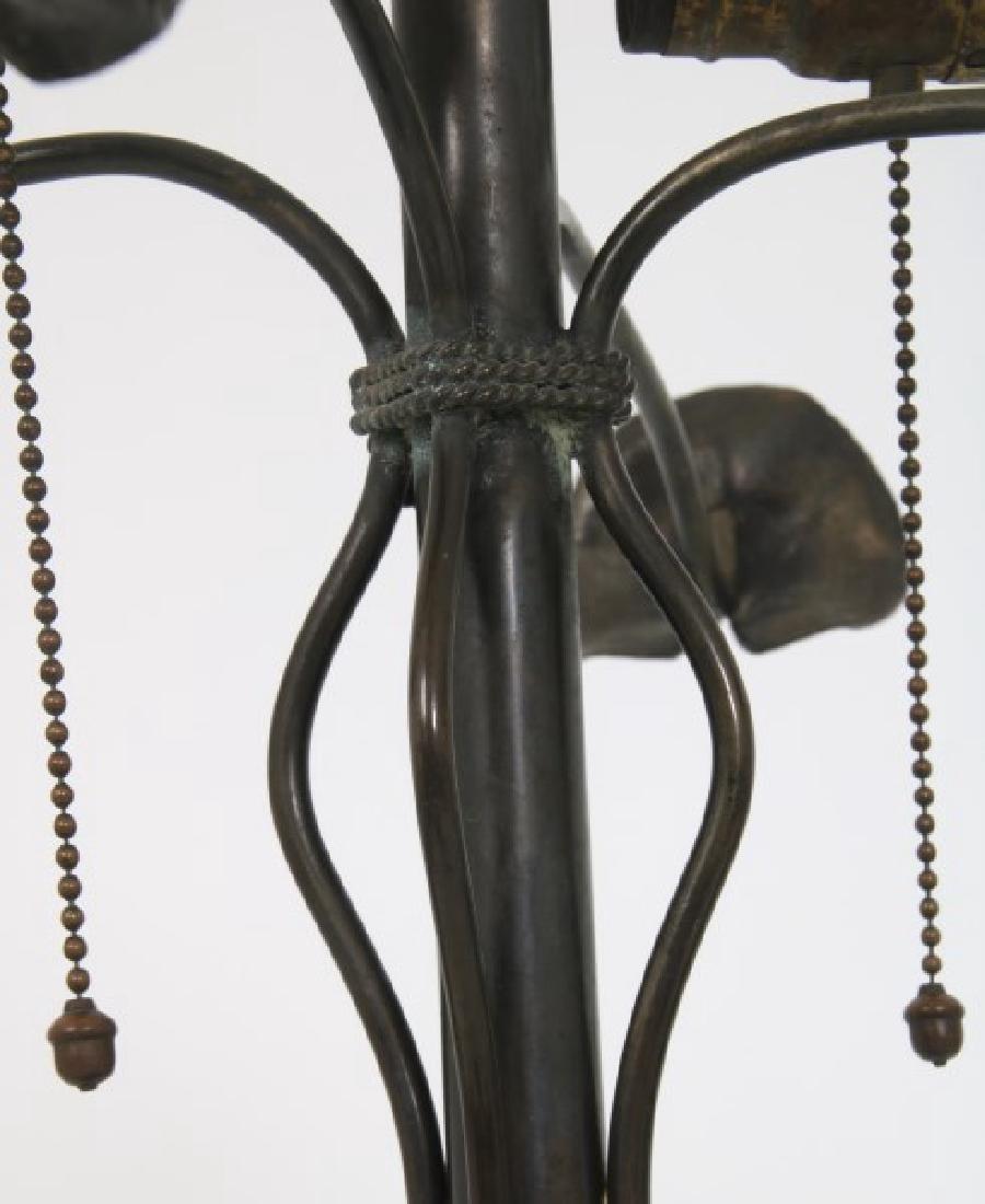 16 in. Bradley & Hubbard Table Lamp - 9