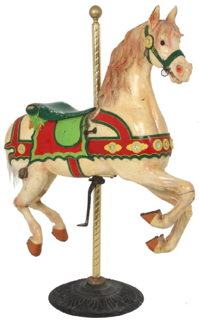 Charles Looff, Whalom Park Carousel Horse