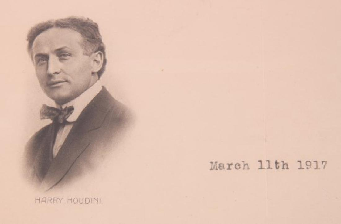 Signed Houdini A Magician Among The Spirits - 5